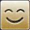 表情:笑顔
