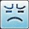 表情:不機嫌