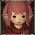 表情:泣き顔