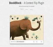 37_本をめくるようにコンテンツを表示できるjqueryのプラグイン「BookBlock」