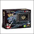 3DS ニンテンドー3DS LL モンスターハンター4 仕様 ゴア・マガラブラック(ソフト同梱)