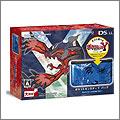 3DS ポケットモンスター X パック ゼルネアス・イベルタル ブルー
