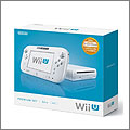 WiiU Wii U プレミアムセット shiro(シロ)