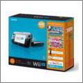 WiiU Wii U すぐに遊べるファミリープレミアムセット(クロ)