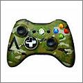 XBOX360 Xbox 360 ワイヤレス コントローラー SE (カモフラージュ)