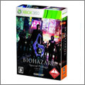 XBOX360 バイオハザード6 Special Package(スペシャルパッケージ)