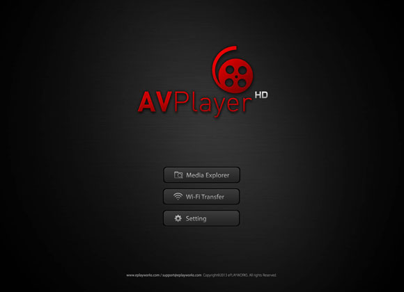 iOS AVPlayer ・ AVPlayer HD