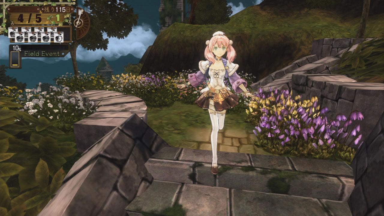 PS3 エスカ&ロジーのアトリエ 〜黄昏の空の錬金術士〜