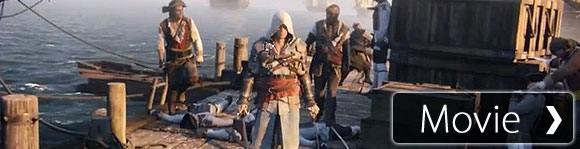 Assassin's Creed IV Black Flag Trailer
