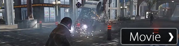 Watch Dogs(PS4)