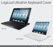 155_iPad ケース Logicool Ultrathin Keyboard Cover