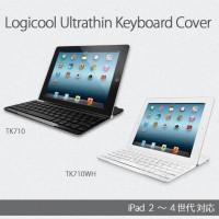 155_iPad ケース Logicool Ultrathin Keyboard Cover