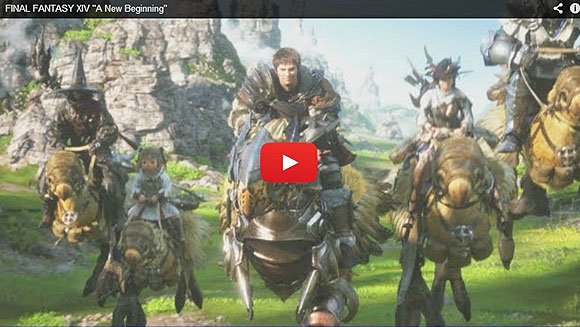 "FINAL FANTASY XIV ""A New Beginning"""