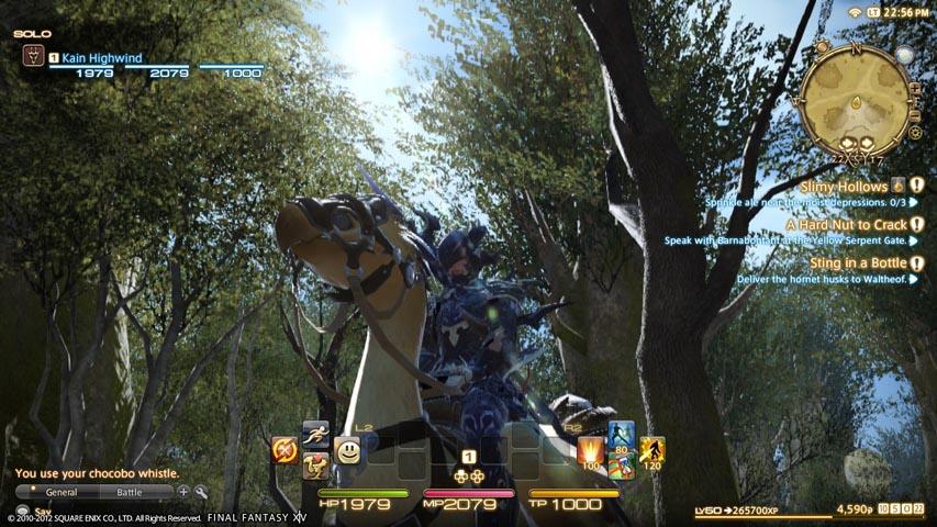 PC/PS3 ファイナルファンタジーXIV: 新生エオルゼア