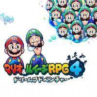 173_3DS マリオ&ルイージRPG4 ドリームアドベンチャー & ルイージ30周年パック
