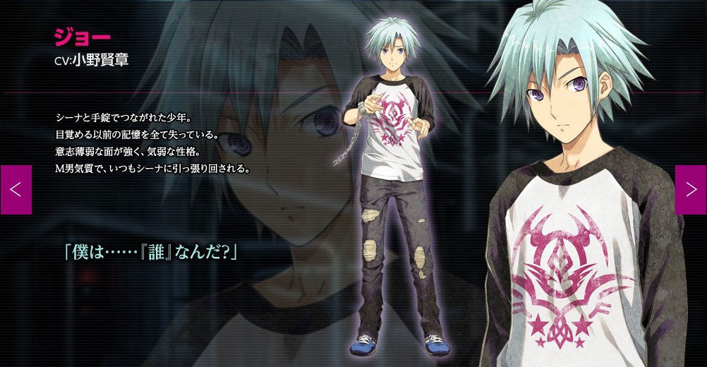 PS3/XBOX360 DISORDER6(ディスオーダー6)