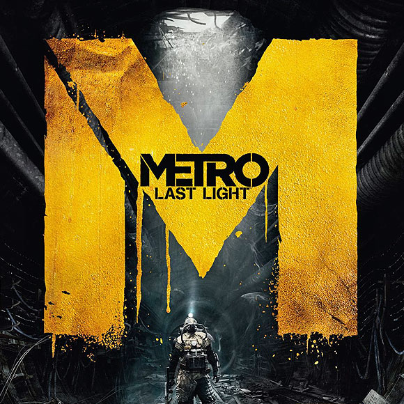 PS3/XBOX360 METRO LAST LIGHT (メトロ ラストライト)