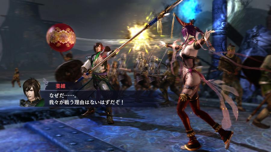 Orochi2 ultimate 攻略 無双