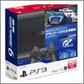 PS3 プレイステーション3 スターターパック グランツーリスモ6同梱版 チャコール・ブラック