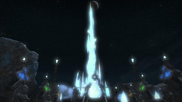 FF14 クリスタルタワー