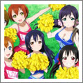 PSVita ラブライブ! School idol paradise Vol.01 Printemps unit