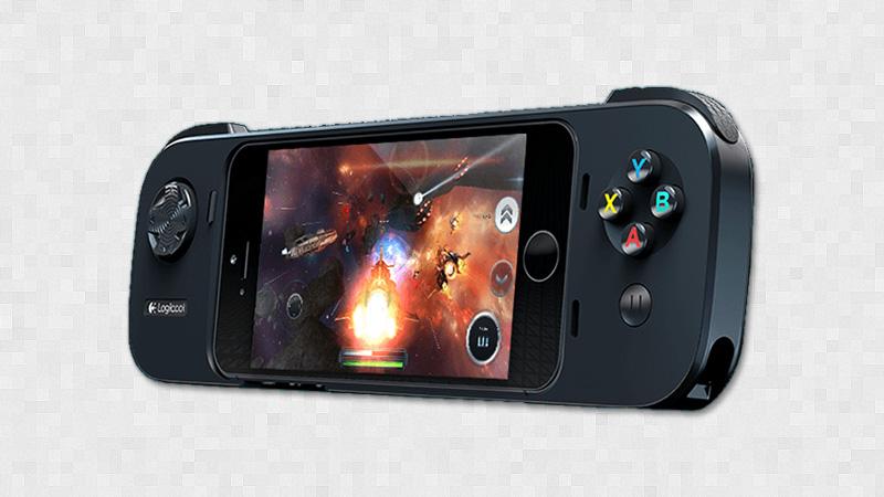 iPhone5コントローラー G550 パワーシェル コントローラ + バッテリー