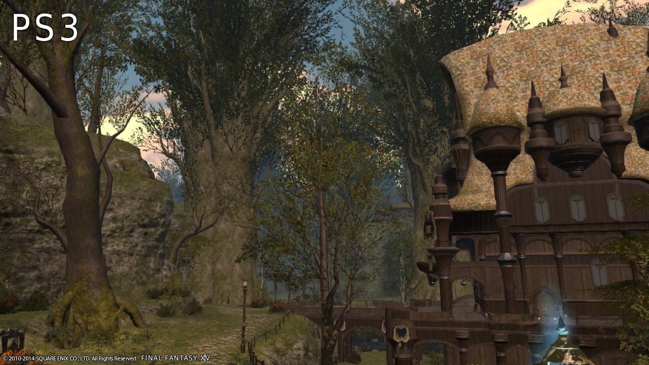 FF14新生エオルゼア -私は、PS3のダウンロード版 …