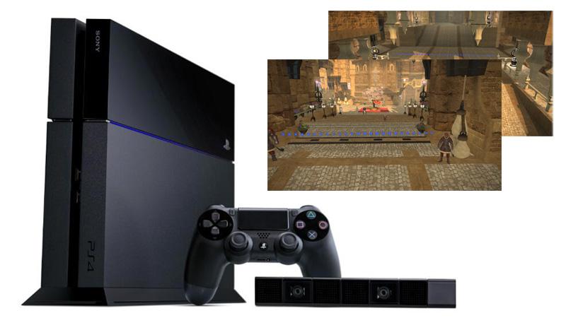 FF4 PS4のFF14でのHDDとSSHDとの速度比較~♪