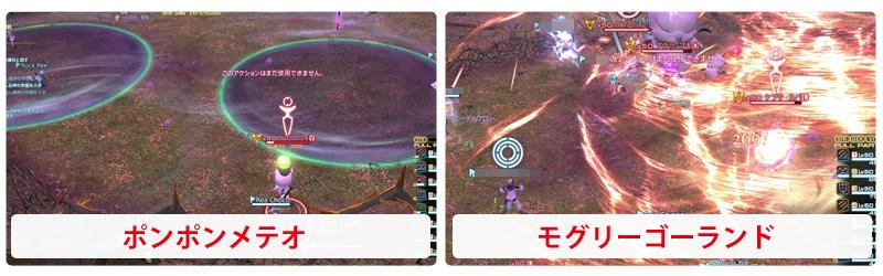 FF14 極モグ戦