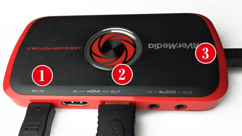 【キャプチャー AVT-C875】 PC録画準備(機器接続とRECentralのインストール)♪